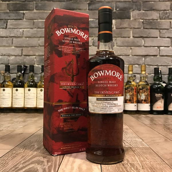 Bowmore Devil Cask Batch 3
