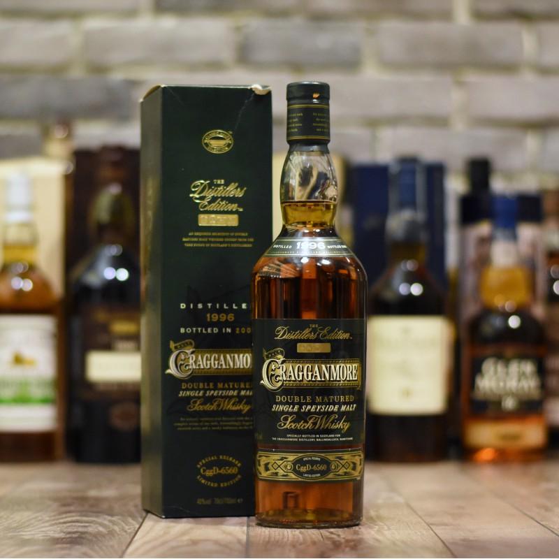 Cragganmore Distillers Edition 1996-2008