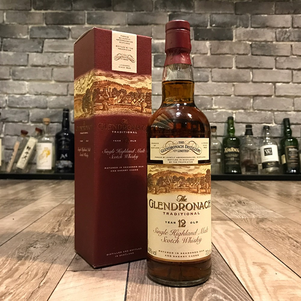 Glendronach 12 Year Old 1990's