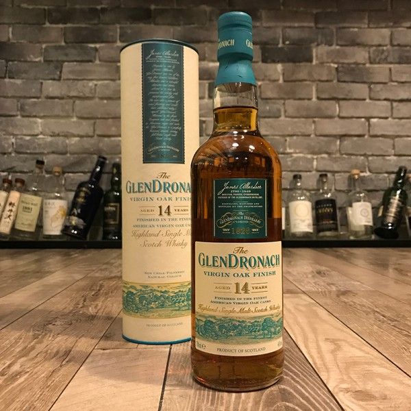 Glendronach 14 Year Old Virgin Oak