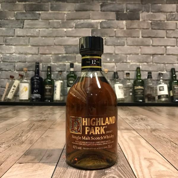 Highland Park 12 Year Old 70's Bottling