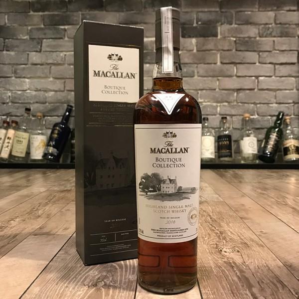 Macallan Boutique Collection