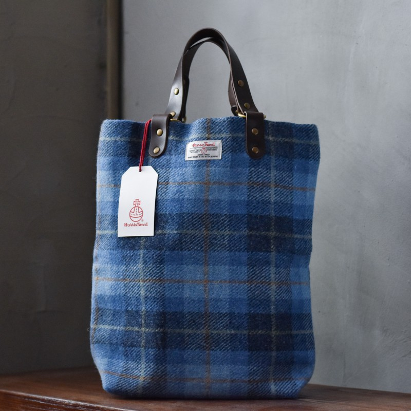 The Rare Malt - Harris Tweed & Leather Whisky Luggage