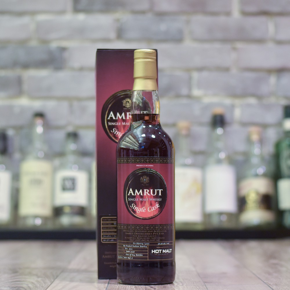 Amrut 4 Year Old 2011 for Hot Malt Cask 4122