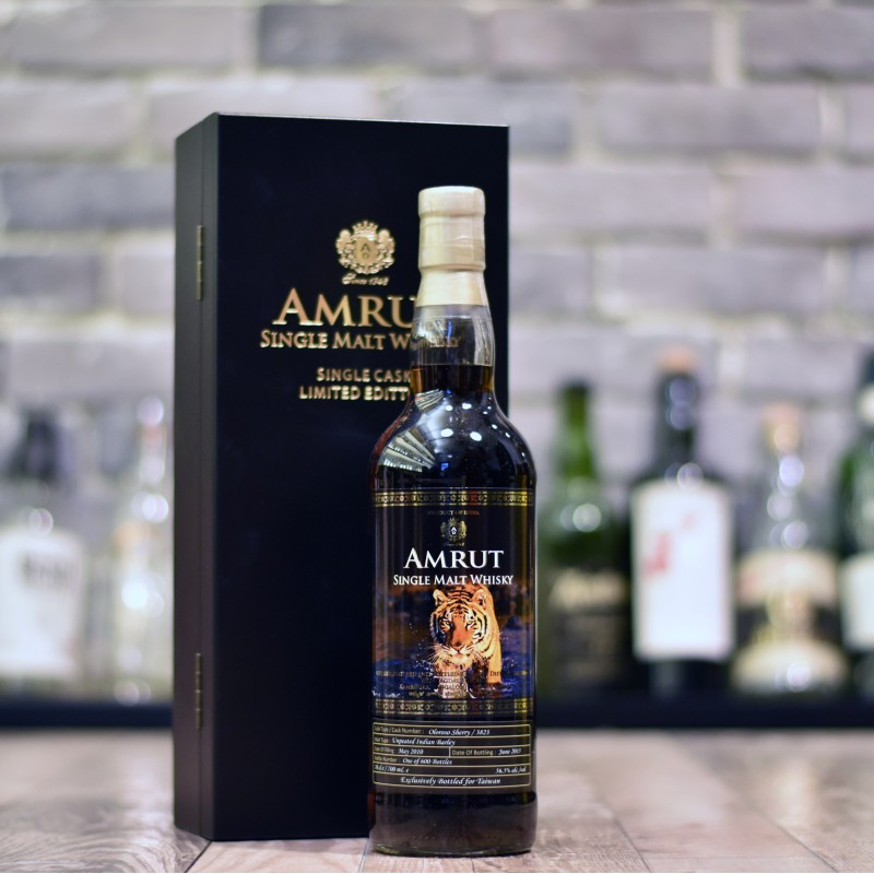 Amrut 5 Year Old 2010 Cask 3823