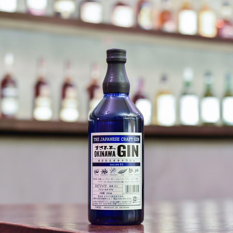 Masahiro Okinawa Gin Recipe No 1