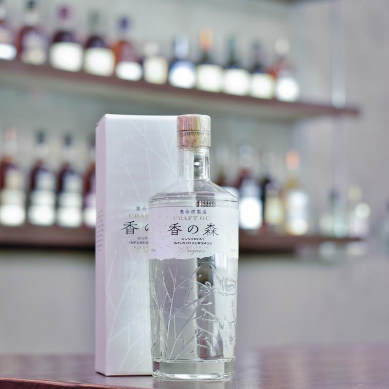 香の森 Kanomori Gin