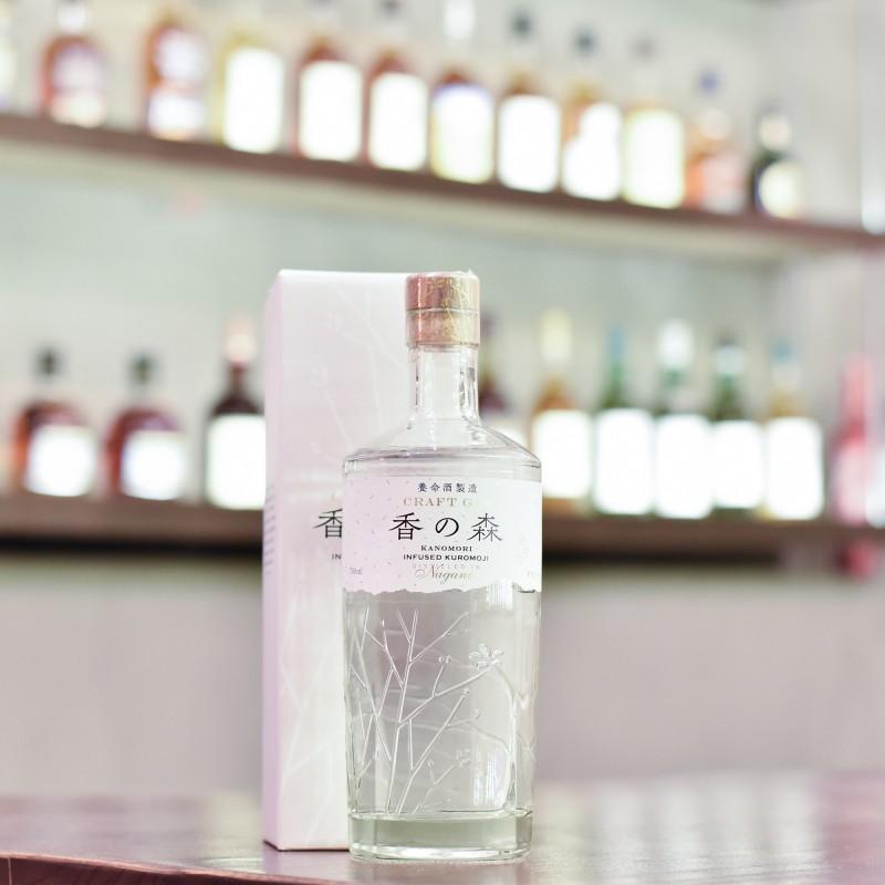 養命酒 Kanomori Gin