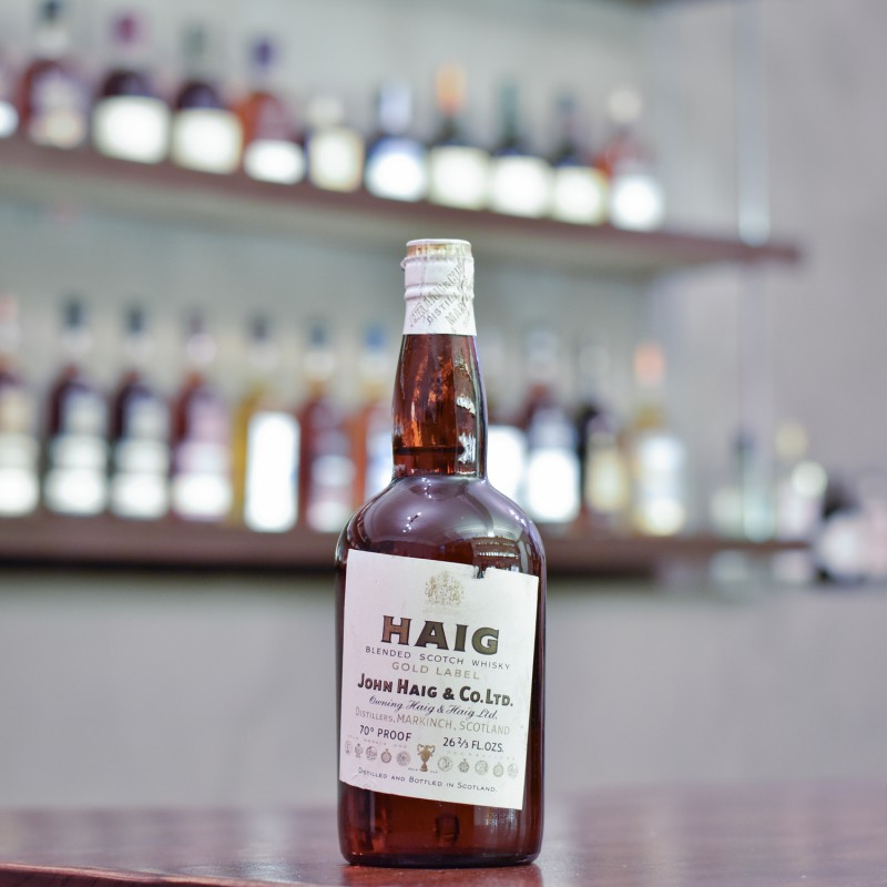 Haig Gold Label - 1960s Bottling