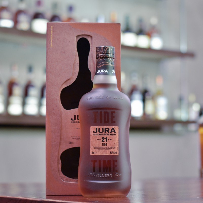 Jura 21 Year Old Tide