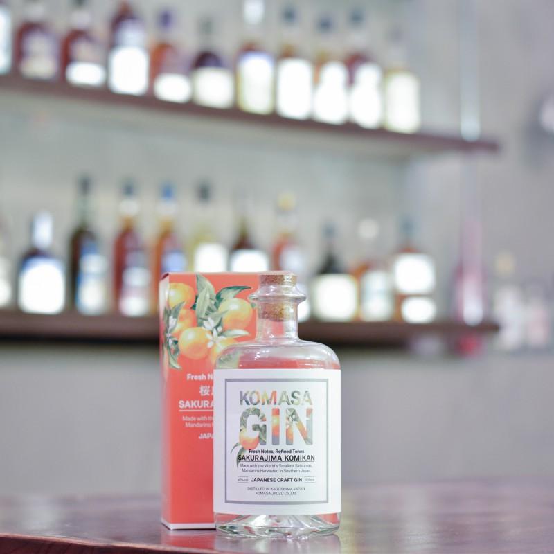 小正 Komasa Gin