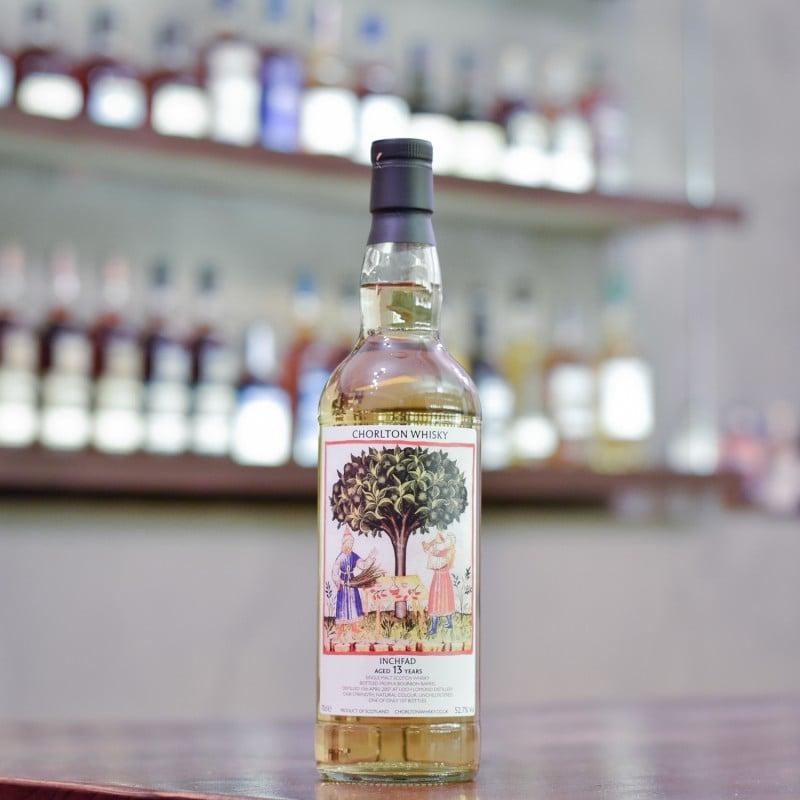Chorlton Whisky - Inchfad 13 Year Old 2007