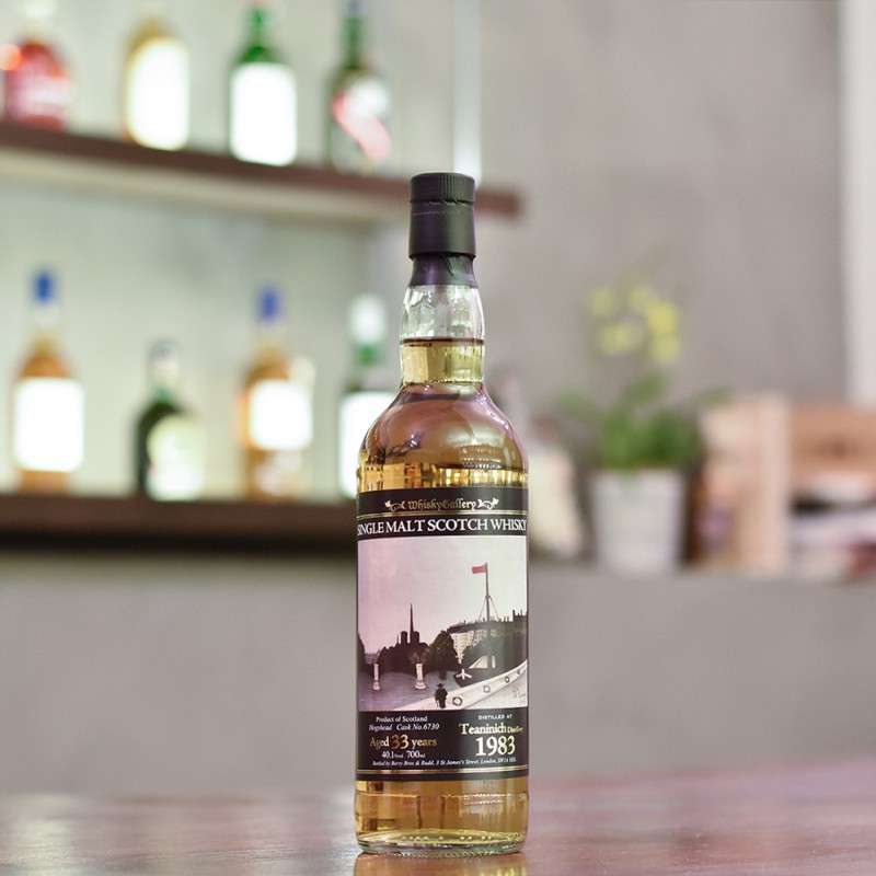 Berry Bros. & Rudd - Teaninich 33 Year Old 1983 Whisky Gallery Cask 6730