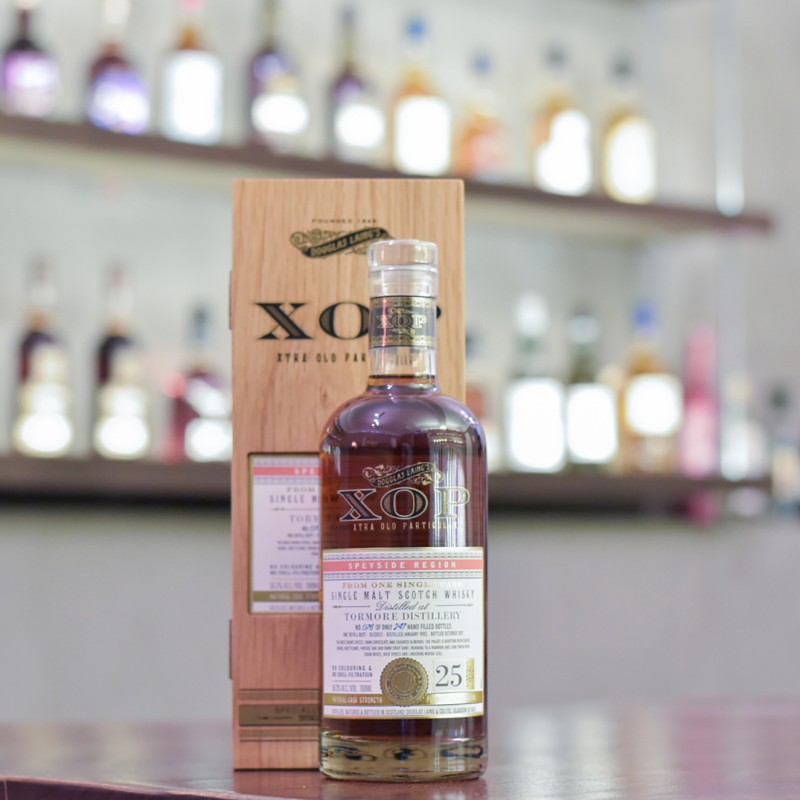 XOP - Tormore 25 Year Old 1992 Cask DL 12025