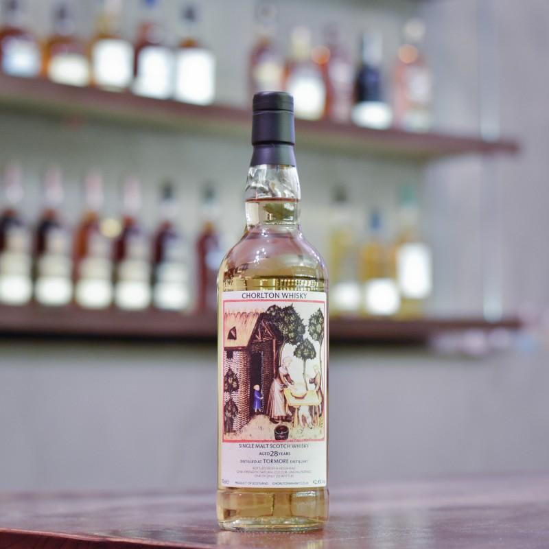 Chorlton Whisky - Tormore 28 Year Old 1992