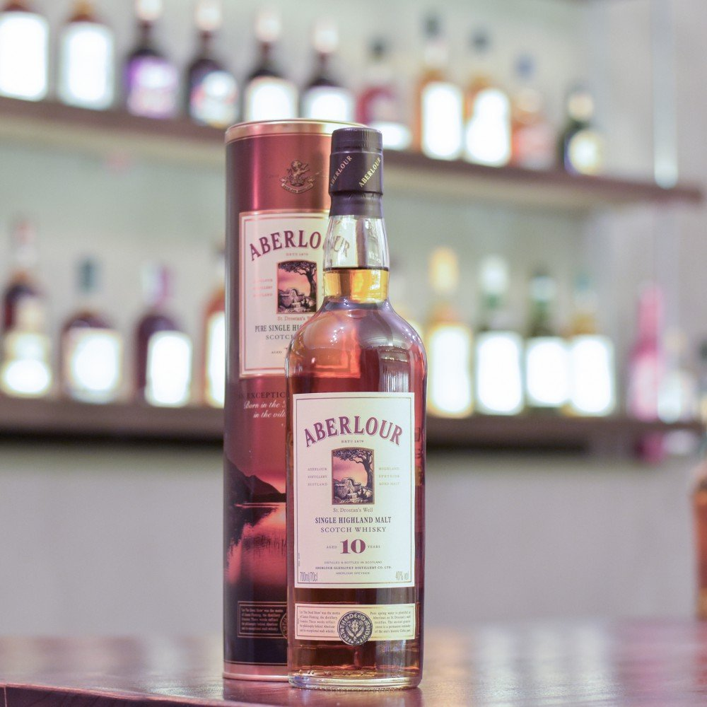 Aberlour 10 Year Old - Older Bottling