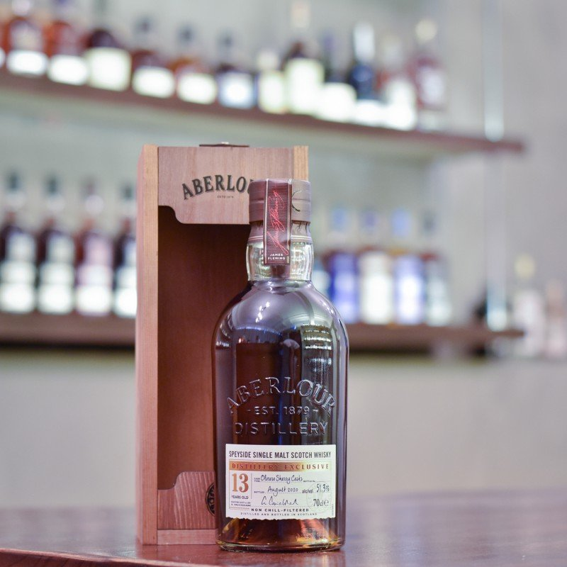 Aberlour 13 Year Old Distillery Exclusive Oloroso Sherry Casks