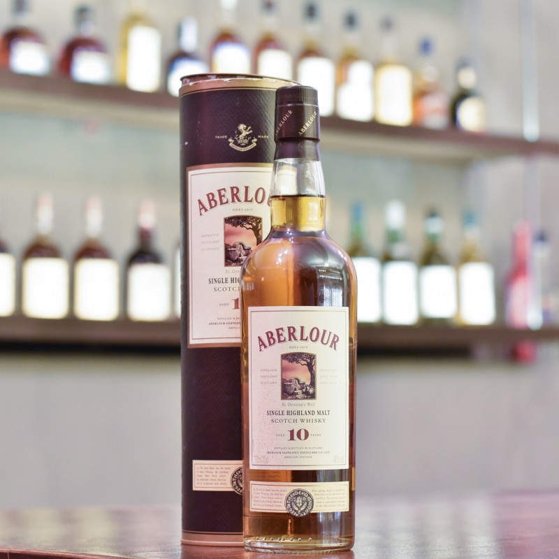 Aberlour 10 Year Old - 1990s Bottling