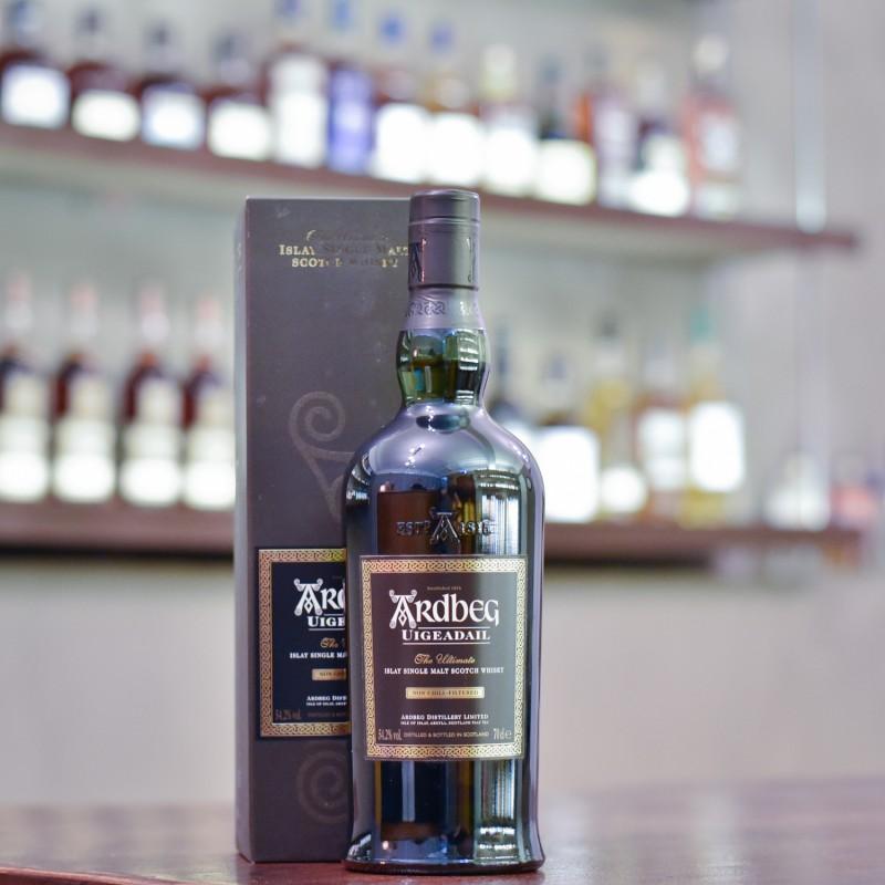 Ardbeg Uigeadail - Older Bottling