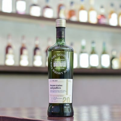 SMWS - 66.143 Ardmore 20 Year Old 1998