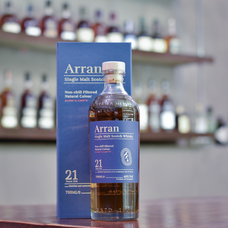 Arran 21 Year Old 2019