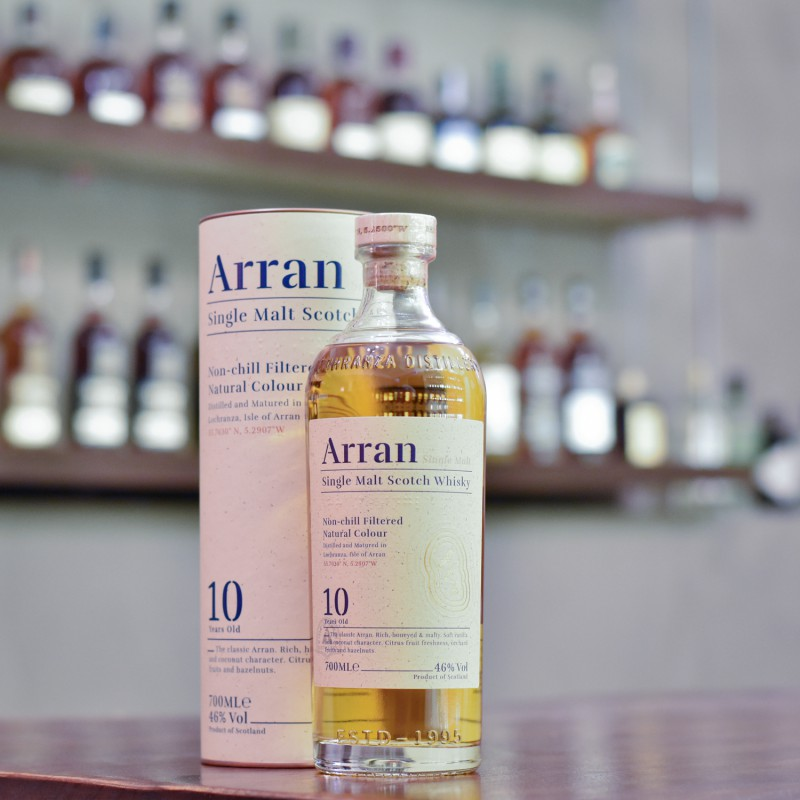 Arran 10 Year Old 2019