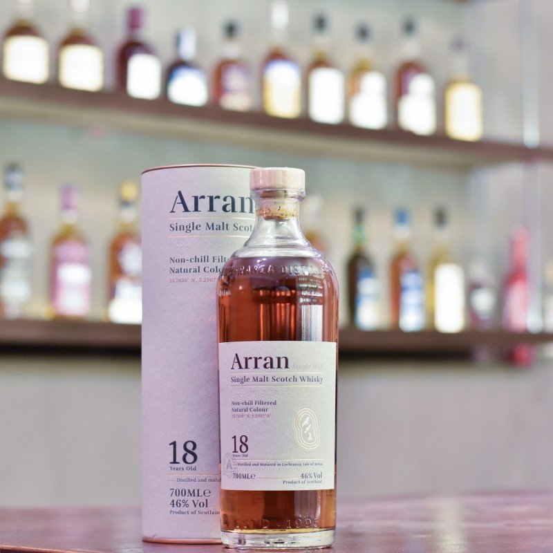 Arran 18 Year Old 2019