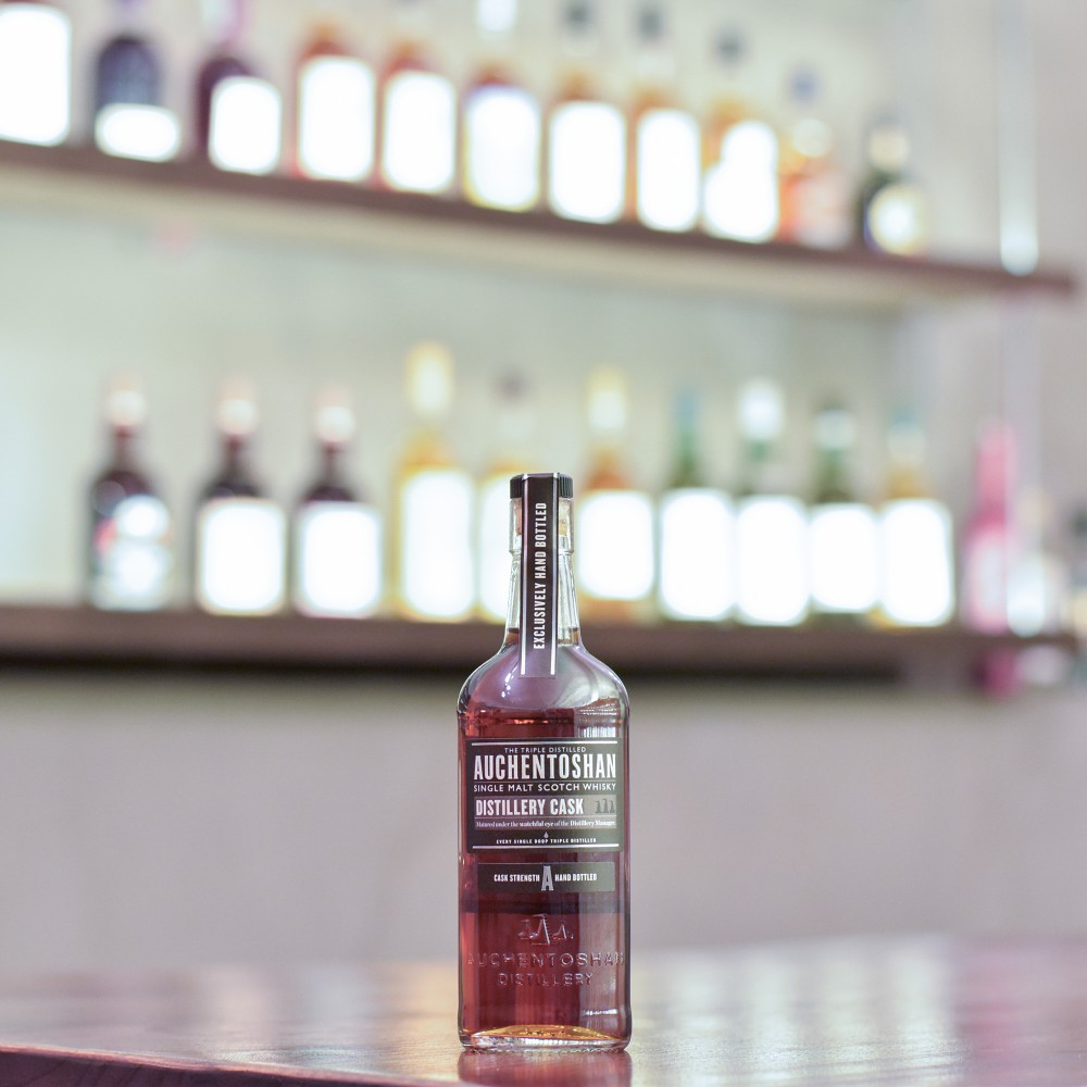Auchentoshan 9 Year Old 2009 Hand-filled Oloroso Sherry Cask 4380 200ml
