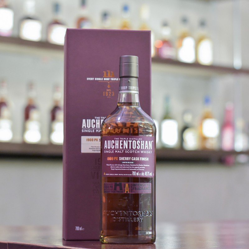 Auchentoshan 29 Year Old 1988 Limited Release