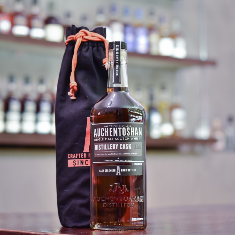 Auchentoshan 9 Year Old 2010 Hand-filled Bordeaux Cask 670