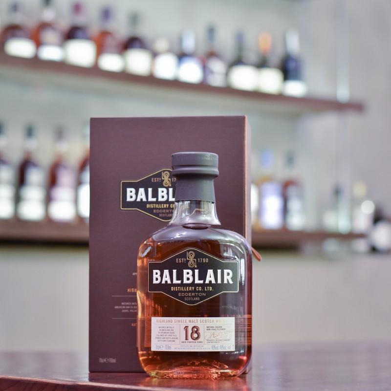 Balblair 18 Year Old