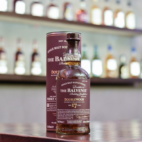 Balvenie 17 Year Old Double Wood