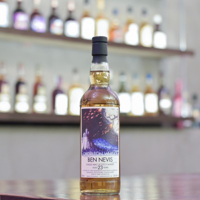 Chorlton Whisky - Ben Nevis 23 Year Old