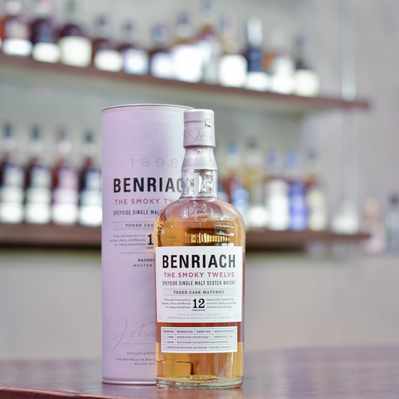 Benriach 12 Year Old The Smoky Twelve