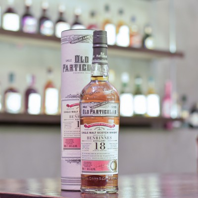 Old Particular - Benrinnes 18 Year Old 1999 Sherry Butt DL 12228