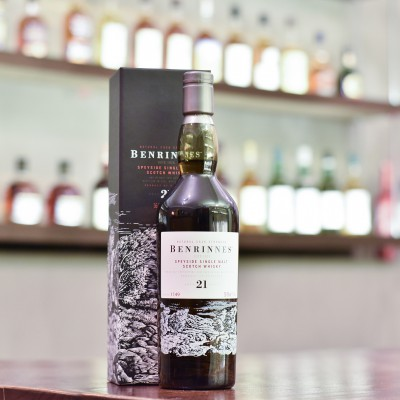 Benrinnes 21 Year Old 1992 Special Release 2014