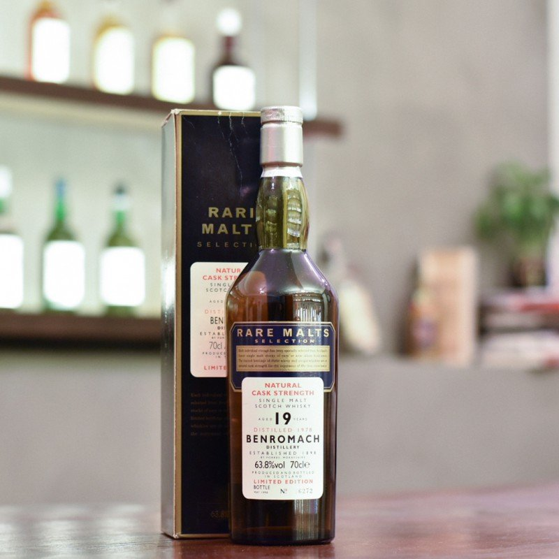 Benromach 19 Year Old 1978 Rare Malts Selection