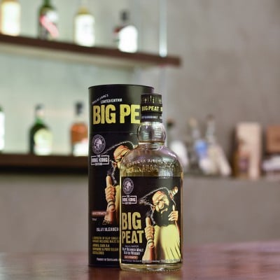 Big Peat - The Hong Kong Edition