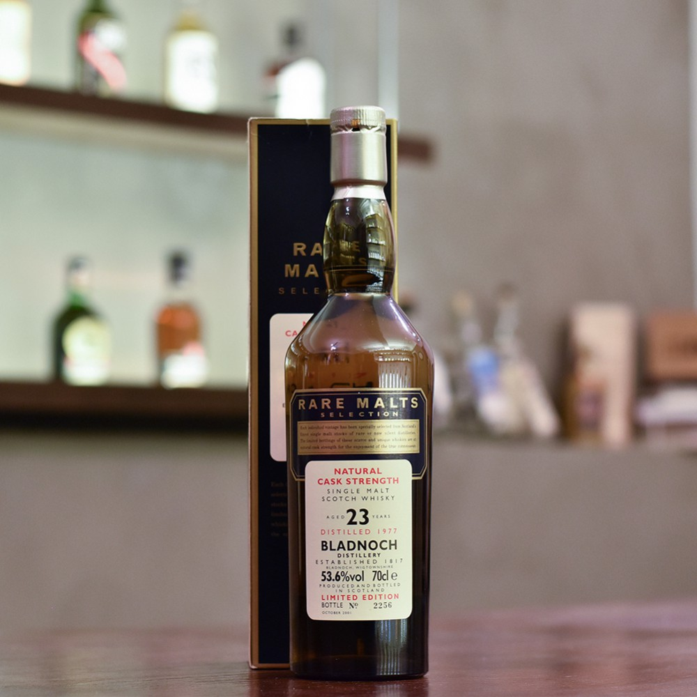 Bladnoch 23 Year Old 1977 Rare Malts Selection
