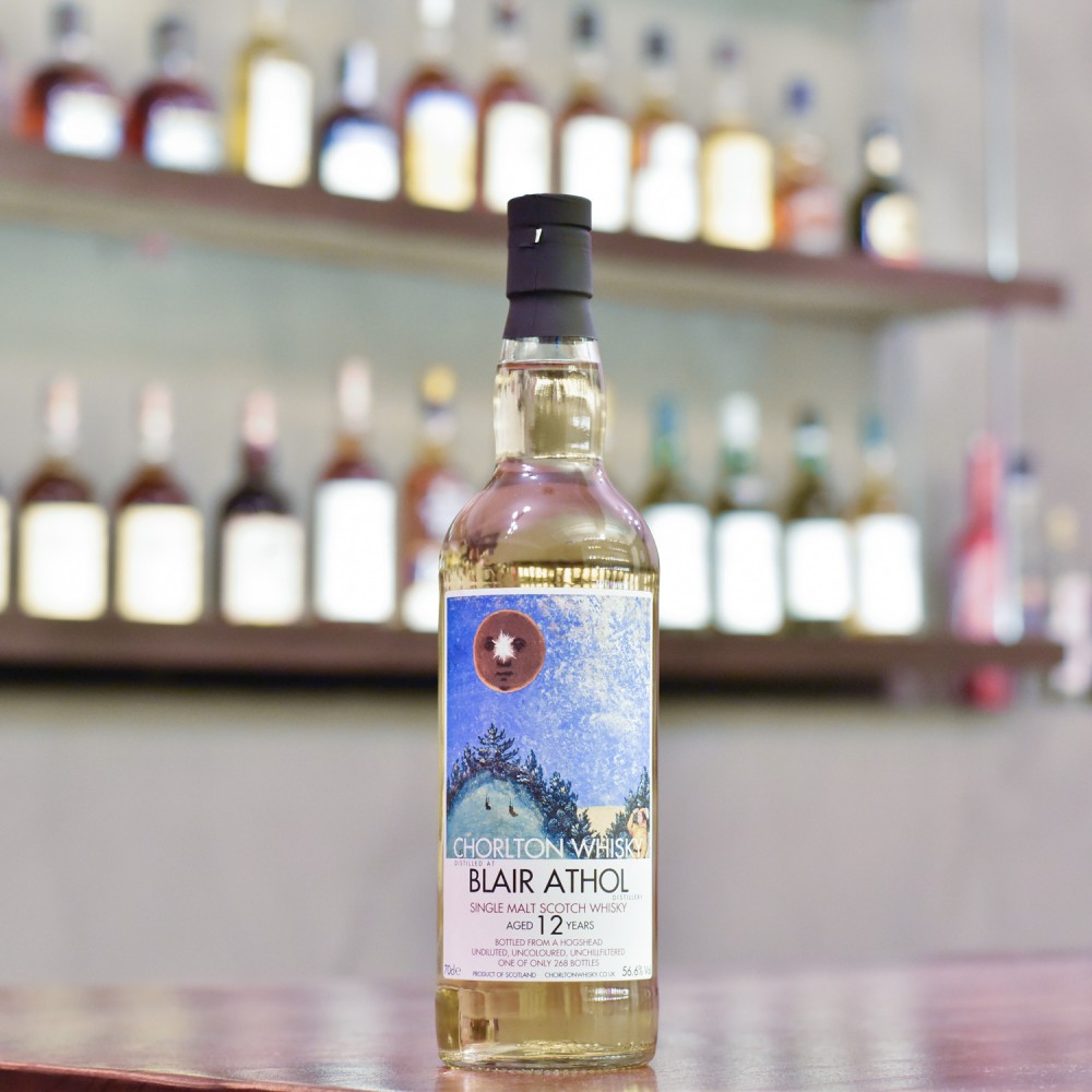 Chorlton Whisky - Blair Athol 12 Year Old