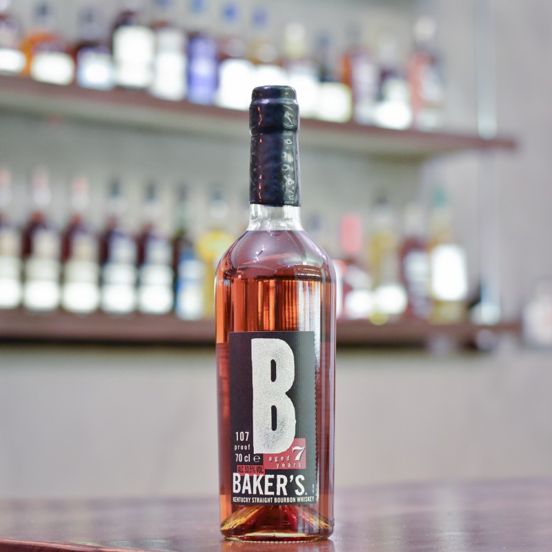 Baker's 7 Year Old Straight Bourbon Whiskey