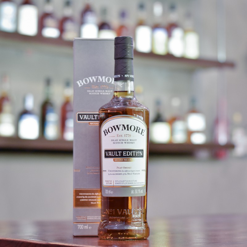 Bowmore Vault Edition Second Release