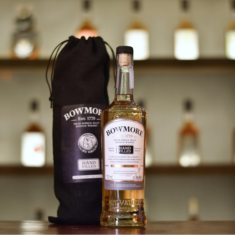 Bowmore 22 Year Old 1995 Hand-fill Bourbon Cask 1304