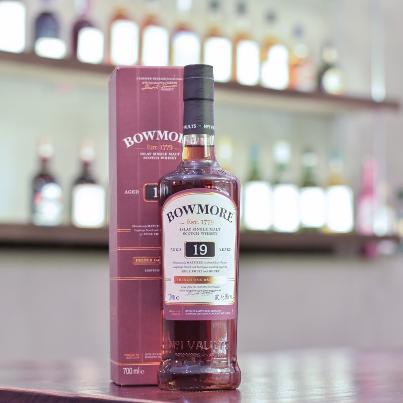 Bowmore 19 Year Old First-fill Chateau Lagrange Wine Barrique
