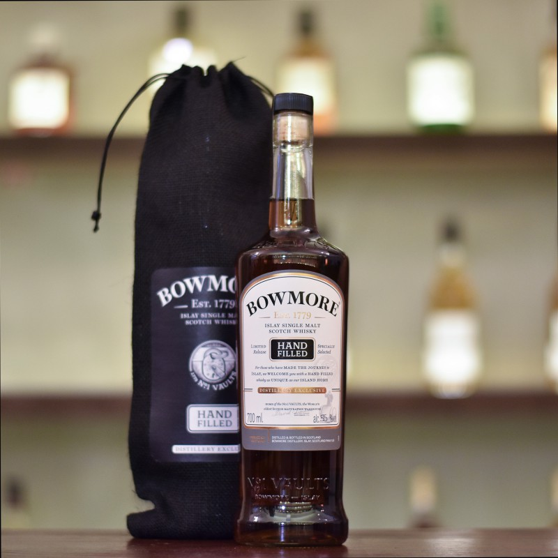 Bowmore 19 Year Old 1999 Hand-filled Sherry Cask 2116