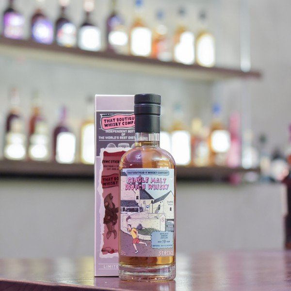 That Boutique-y Whisky Co. - Bowmore 19 Year Old Batch 12