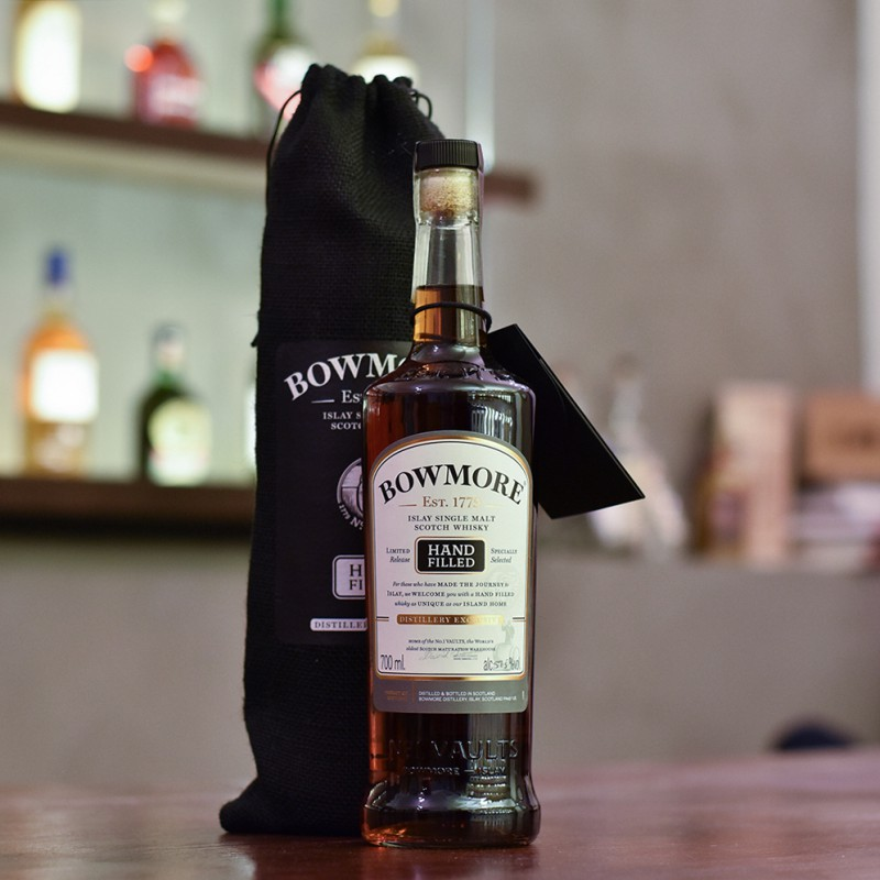 Bowmore 20 Year Old 1998 Hand-filled Sherry Cask 58