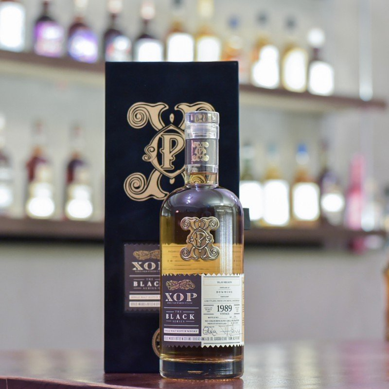 XOP - Bowmore 30 Year Old 1989 The Black Series