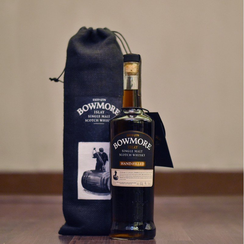 Bowmore 17 Year Old 2000 Hand-filled First-fill Sherry Puncheon Cask 2495