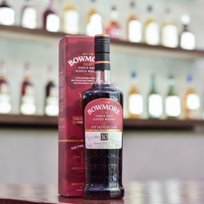 Bowmore 10 Year Old Devils Casks Batch 1